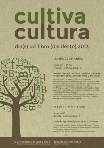 cultiva cultura 2013