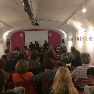 Exitosa presentación de «Salubrismo o barbarie» en Zaragoza