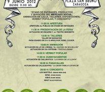 III Feria del Mercado Social en Zaragoza