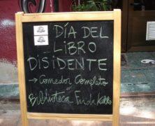 15 años de lecturas para mentes inquietas. Feliz Día del Libro Disidente, de la Biblioteca Frida Kahlo